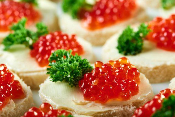 Caviar, my dear?