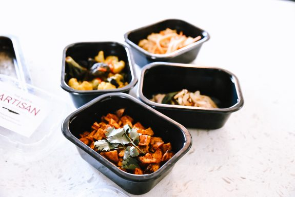 Prepared meals are easy to cook and require no clean-up after.