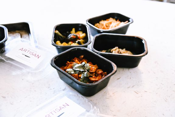 Personal meals like these, delivered weekly, are a thoughtful graduation gift.