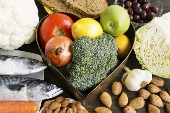 Healthy foods like these are great for diabetic diets.